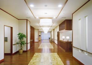 慈愛の郷(介護居室)